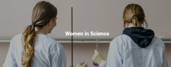 women in science virtual event Vancouver