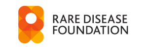 Rare Disease Foundation logo