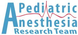 Pediatric Anesthesia Research Team